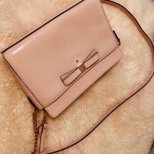 Kate Spade light pink bag